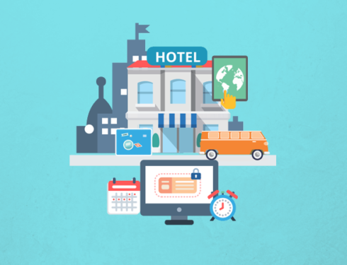Online Hotel Booking business